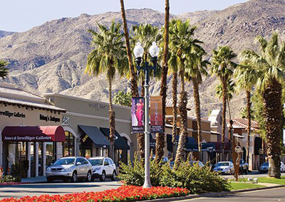 RANCHO MIRAGE & PALM DESERT
